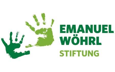 Logo Emanuel Wöhrl Stiftung