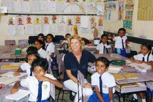 Maedchenschule-Sri-Lanka-Klassenzimmer