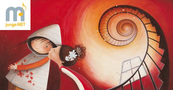 Die große Wörterfabrik Musiktheater für Kinder ab 7 Jahren und Erwachsene von Martin Zels nach dem gleichnamigen Bilderbuch von Agnès de Lestrade und Valeria Docampo.