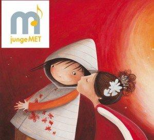 Die große Wörterfabrik Musiktheater für Kinder ab 7 Jahren und Erwachsene von Martin Zels Illustration Valeria Docampo © mixtvision Verlag