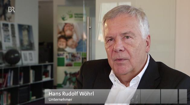 STATIONEN / Gutes böses Geld - mit Hans Rudolf Wöhrl & der Emanuel Stiftung