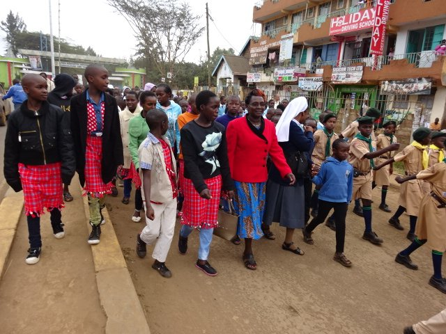 African Child Day in Juja / Kenia