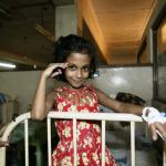 Babyhospital Galle Sri Lanka Notfallbehandlung von Kindern