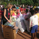 Dagmar Wöhrl Waisenhaus bei Hikkaduwa Sri Lanka Soforthilfe
